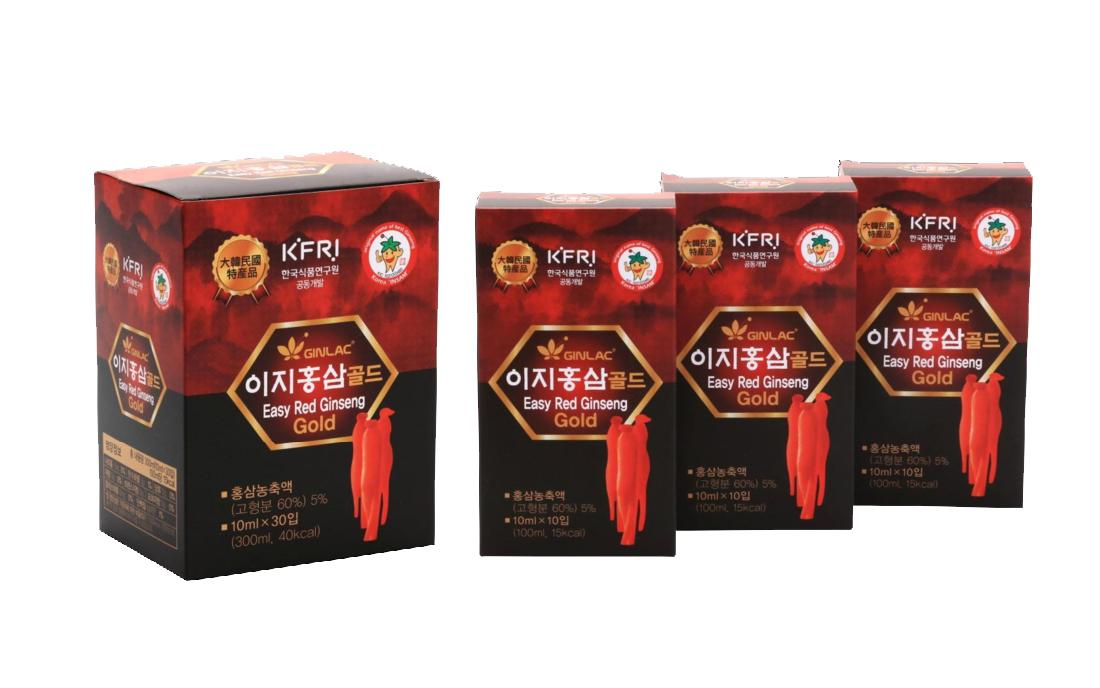 Red Ginseng Tonic Drink